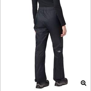 Columbia Splash/Rain Waterproof Pants